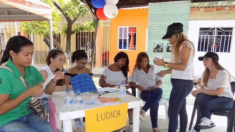 Con las jornadas 'Mujer, líder de tu propio desarrollo' se fortalece el trabajo por la protección de las barranquilleras