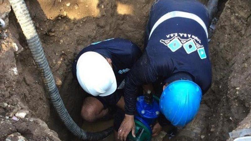 Daño en tubería deja sin agua 60 barrios del municipio de Soledad