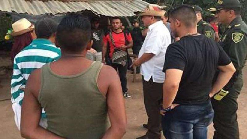 Denuncian nueva incursión de militares venezolanos en Paraguachón