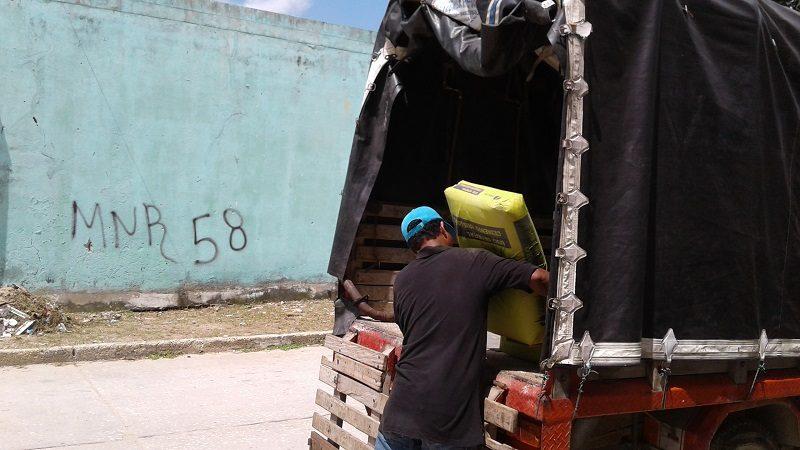 Distrito entregó ayudas humanitarias a los damnificados por las fuertes lluvias del 24 de agosto