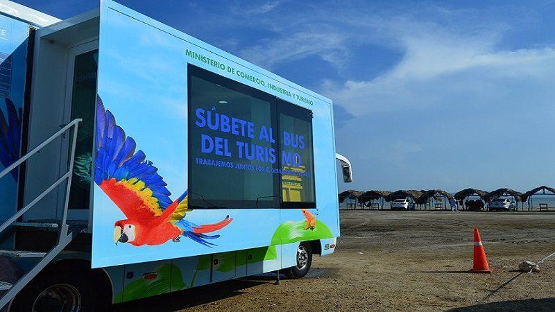 El 'Bus del Turismo' llega el viernes 1º de septiembre a Baranoa, Atlántico