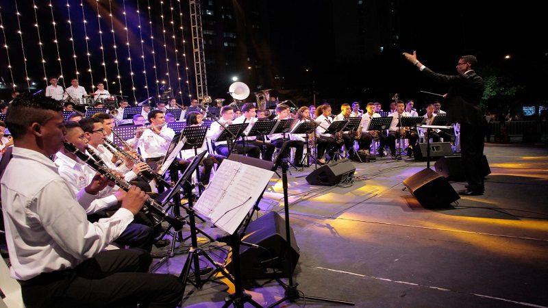 En Atlántico fortalecen lazos culturales con presentaciones de Orquesta de Vientos del Atlántico y la Banda de Baranoa