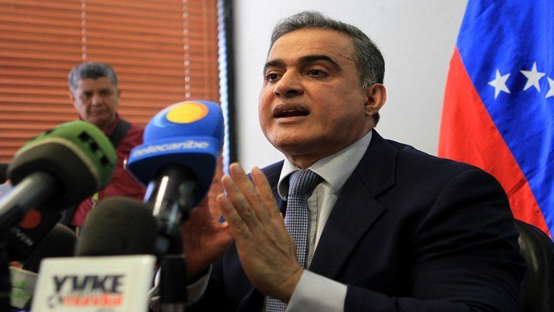 En Venezuela, nuevo Fiscal pide capturar a esposo de Luisa Ortega