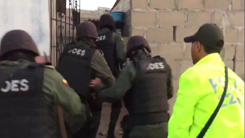 En operación contra el homicidio capturan a 12 sicarios en Barranquilla