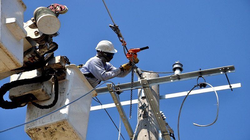 Este 23 de agosto, sin luz el corregimiento de Campeche por cambio de redes eléctricas