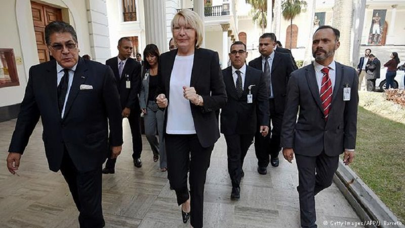 Exfiscal Luisa Ortega salió de Colombia rumbo a Brasil