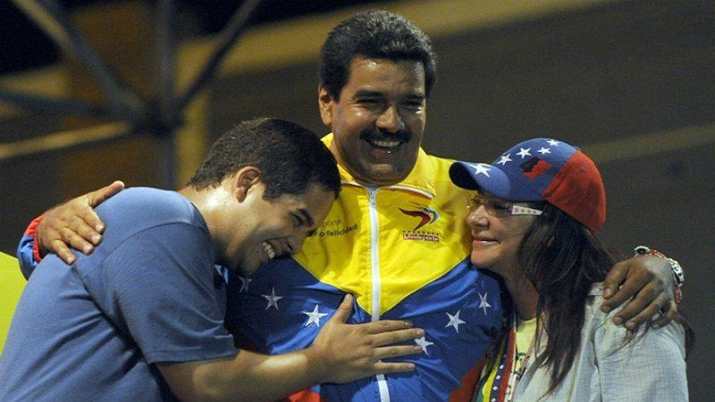 Hijo y esposa de Nicolás Maduro, electos para Asamblea Constituyente de Venezuela