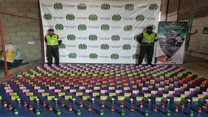 Incautan más de 12 mil pastillas 'Mero Macho' en Barranquilla
