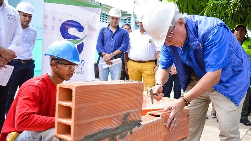 Inicia construcción de dos nuevos megacolegios para el municipio de Soledad