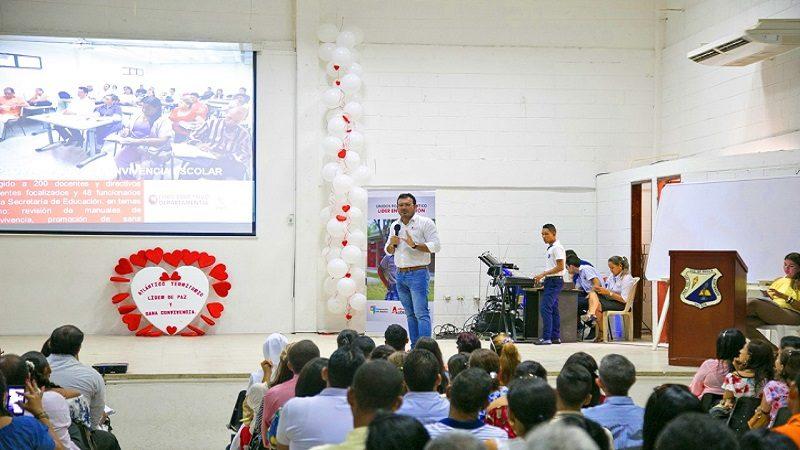 Institución Educativa San José, de Aguada de Pablo, representará al Atlántico en Foro Educativo Nacional