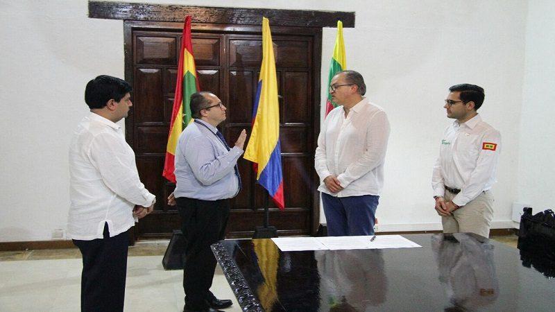 Jorge Alexánder Castañeda Enciso, nuevo Procurador Provincial de Cartagena