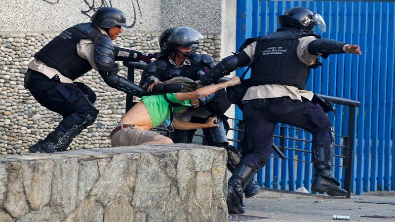 La ONU denuncia torturas en protestas en Venezuela