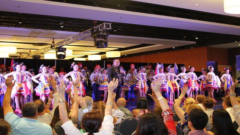 La música colombiana 'sale en hombros' en Miami por cuenta de la Banda Departamental de Baranoa