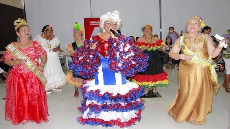 Lanzan Festivejez, evento central de la Semana del Adulto Mayor en Atlántico
