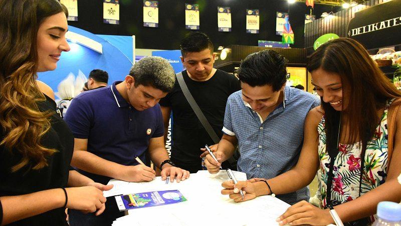 Más de 1.100 voluntarios se han inscrito para los Juegos Centroamericanos y del Caribe 2018