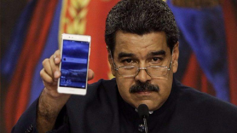 Maduro sacó la señal de Caracol Televisión en Venezuela