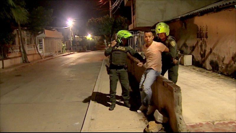 Militares borrachos armaron tremenda pelea en discoteca de la 8