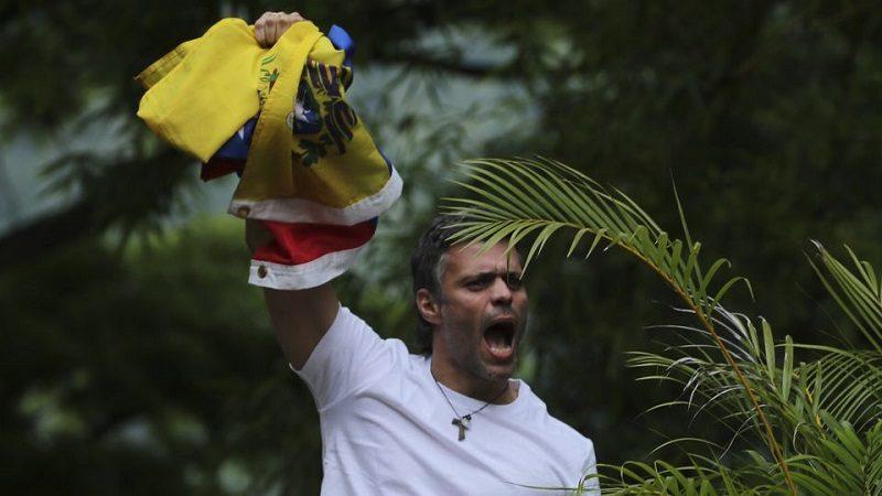 Otorgan otra vez beneficio de casa por cárcel a Leopoldo López