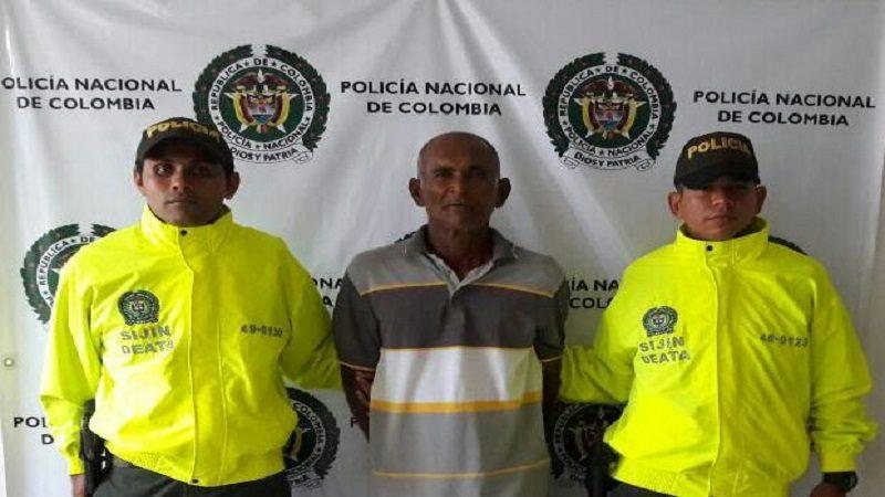 Policía capturó a hombre que hirió a su hija con un machete y golpeó a su esposa, en Manatí
