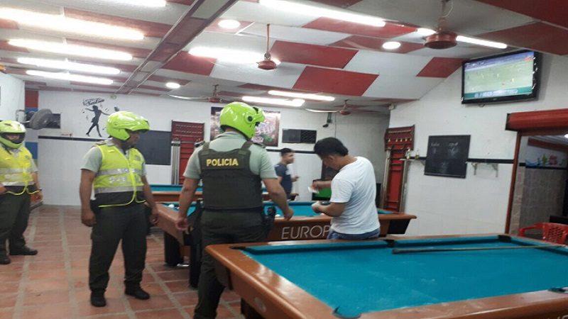 Policía ha impuesto 413 comparendos en Barranquilla por violación al nuevo Código de Policía