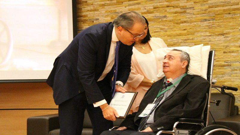 Procuraduría rindió homenaje al profesor Luis Fernando Montoya
