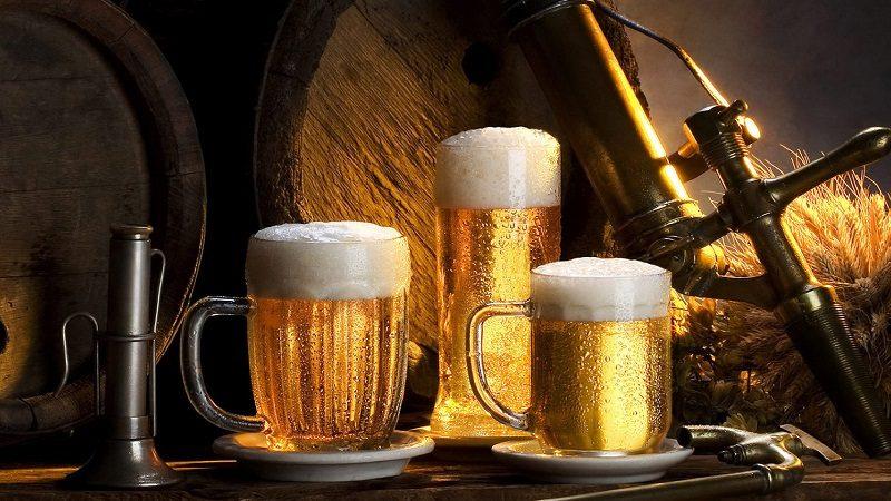 Sabes cuáles son los ingredientes que se utilizan para producir una cerveza