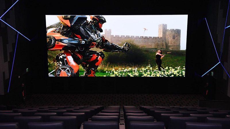 Samsung estrena la primera pantalla LED 4K para cines