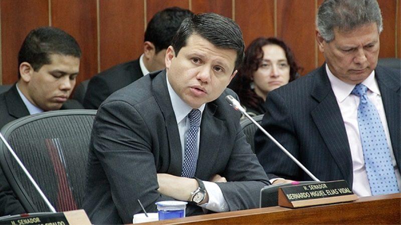 Senador 'Ñoño' Elías fue enviado a la cárcel La Picota