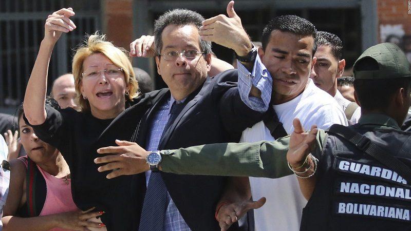 Si fiscal Luisa Ortega 'pide asilo, se lo otorgaremos'