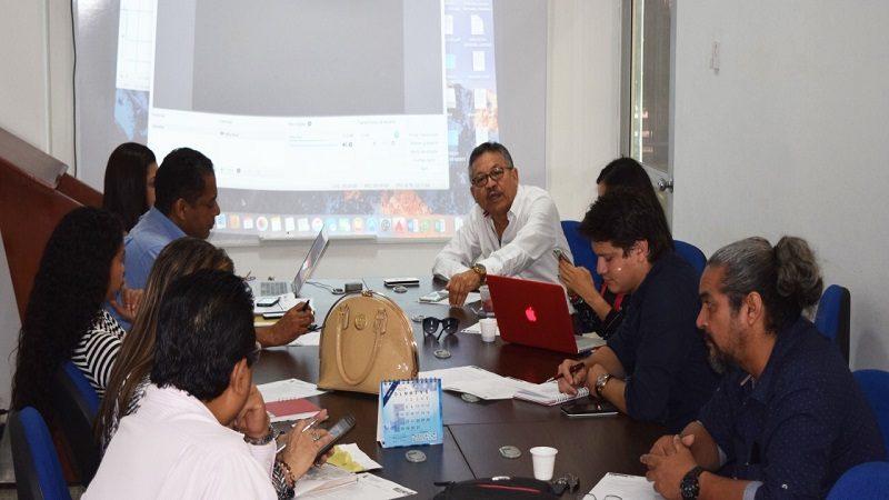 Situación de Bellas Artes es prioridad para directivas académicas en Uniatlántico