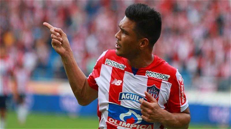Teófilo Gutiérrez anuncia su llamado a la Selección Colombia