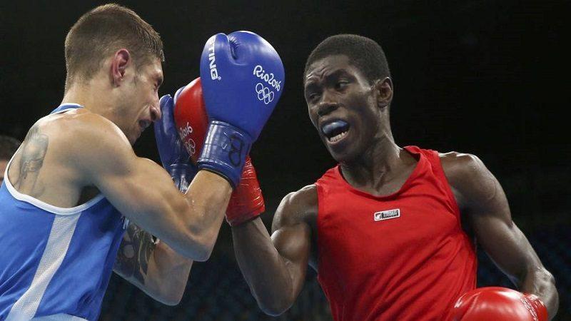 Yuberjen Martínez aseguró el bronce en el Mundial de Boxeo