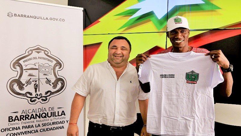 Zoilo Asprilla, ahora desde el Distrito, seguirá trabajando en beneficio de los jóvenes de Barranquilla (2)