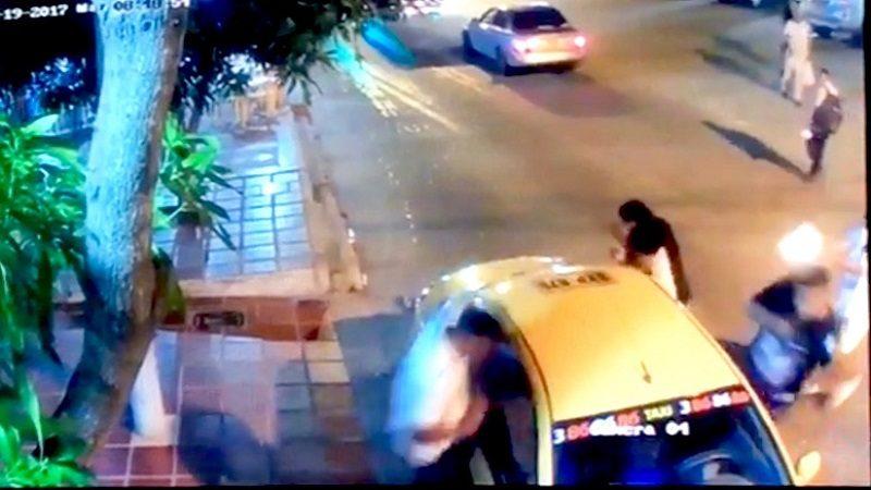 Así asesinaron a Richard Ballestas en el barrio Nueva Granada de Barranquilla