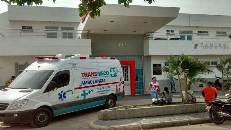 Declaran alerta amarilla en Hospitales de Barranquilla por el juego Colombia-Brasil