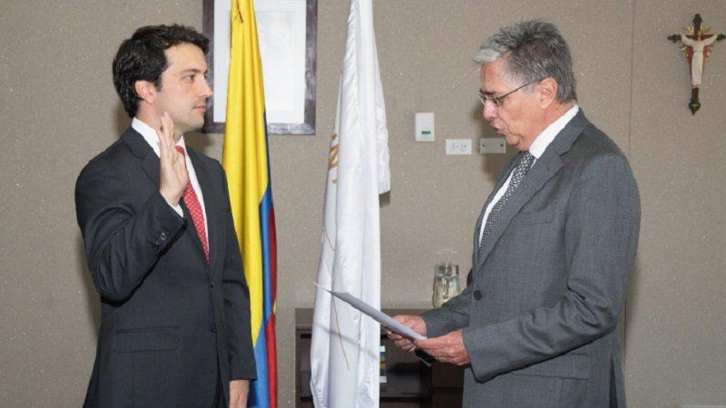 Dimitri Zaninovich Victoria, presidente de la Agencia Nacional de Infraestructura 1