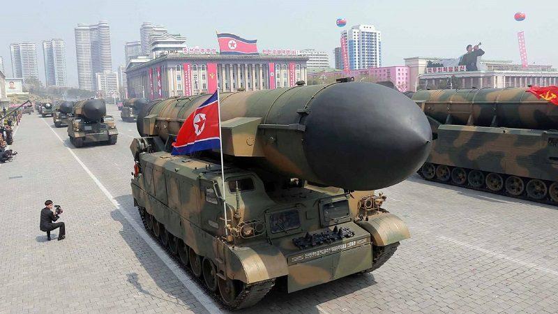 EE. UU. anuncia 'masiva respuesta militar' si hay amenaza de Norcorea