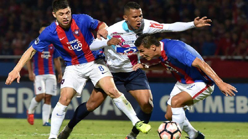 Junior se trajo un punto al empatar 0-0 con Cerro Porteño en Paraguay