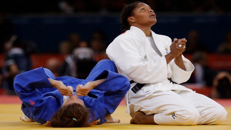 La colombiana Yuri Alvear gana bronce en el Mundial de Judo