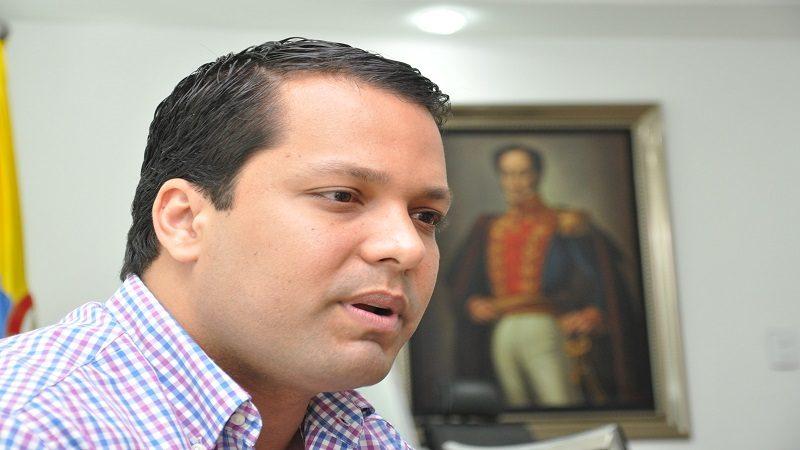 Abren proceso de responsabilidad fiscal contra el exgobernador del Cesar, Luis Alberto Monsalvo Gnecco
