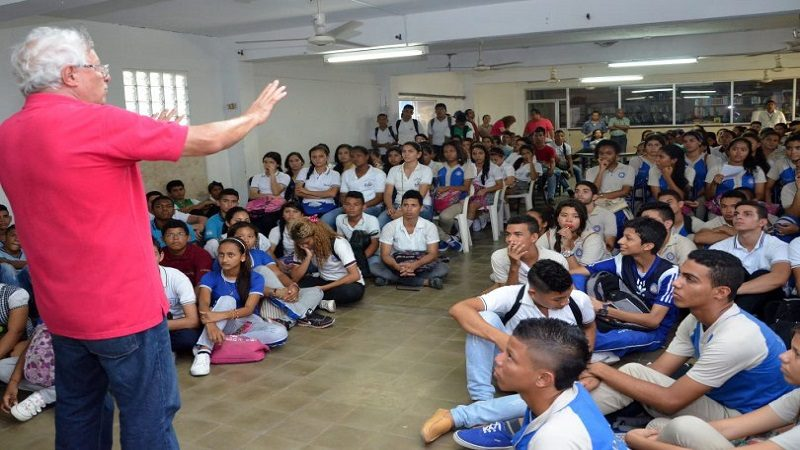 Más de 34 mil estudiantes de Soledad son atendidos en colegios privados, a través del Banco de Oferentes