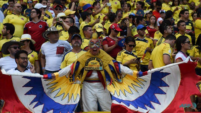 No se han puesto a la venta entradas para partido Colombia vs. Paraguay 1