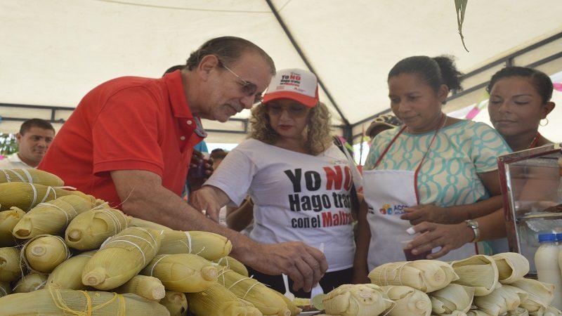 Ponedera se lució con el Festival del Bollo y el Frito