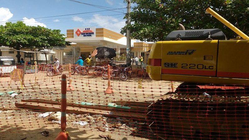 Procuraduría abre indagación preliminar por atrasos en obras de alcantarillado en Lorica, Córdoba