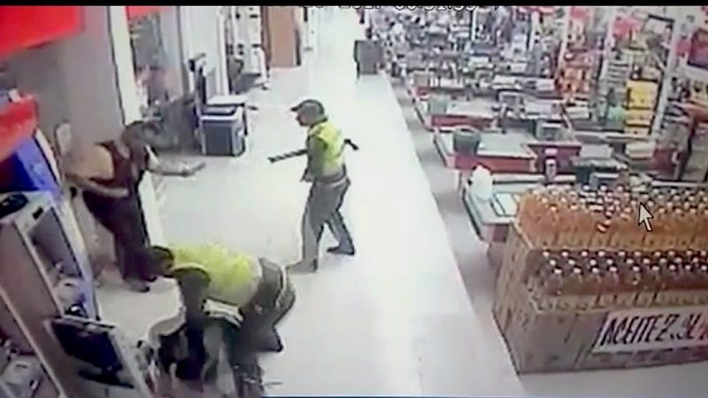 Ante asalto en Sao Hipódromo Policía explica cómo identificar a un miembro de la Institución