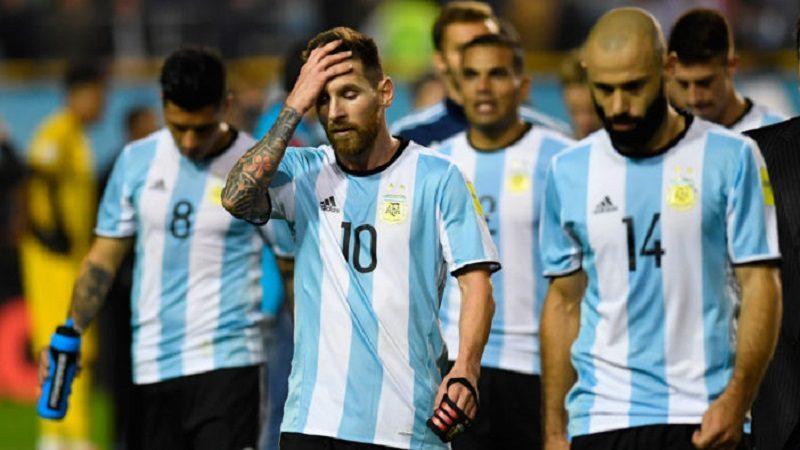 Argentina no pudo con Perú en 'La Bombonera' y empataron 0-0