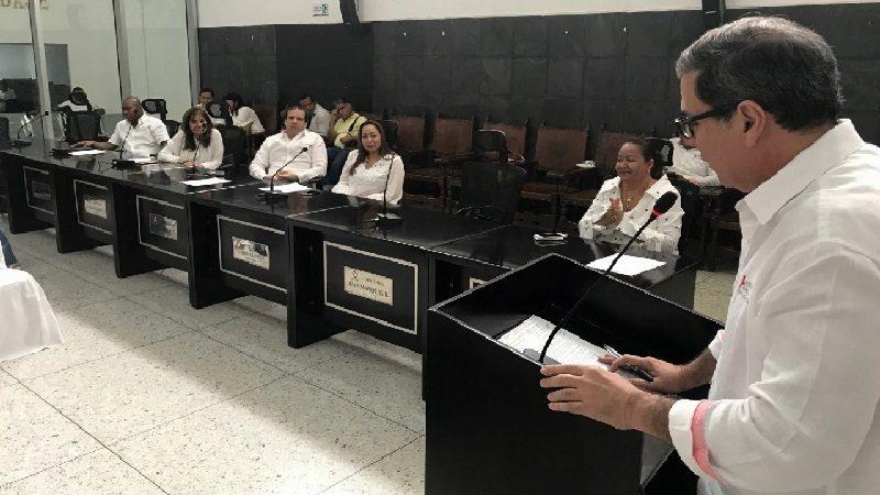 Asamblea del Atlántico dio inicio a tercer periodo ordinario 2017