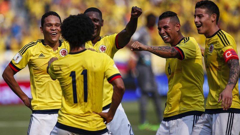 Colombia enfrentará a Corea y China en juegos amistosos