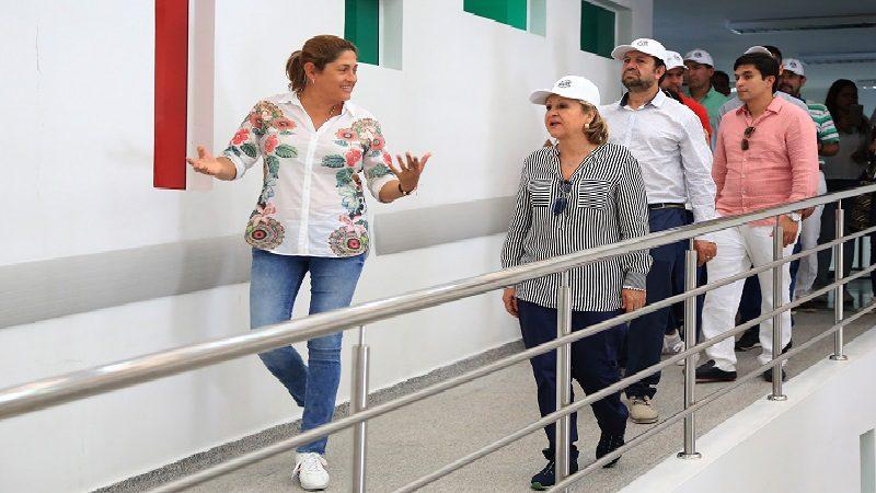 Concejales de Medellín destacan atención de la red hospitalaria pública de Barranquilla
