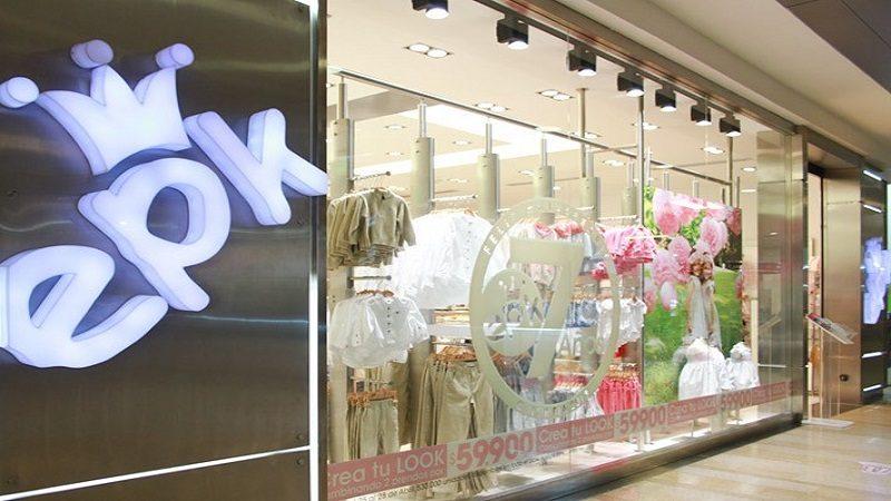 EPK, la cadena de ropa infantil denuncia usos no autorizados de su marca y etiquetas